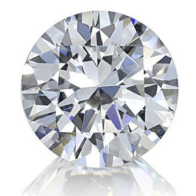 BRILLIANT LOOSE 0.30CT ROUND WHITE DIAMOND
