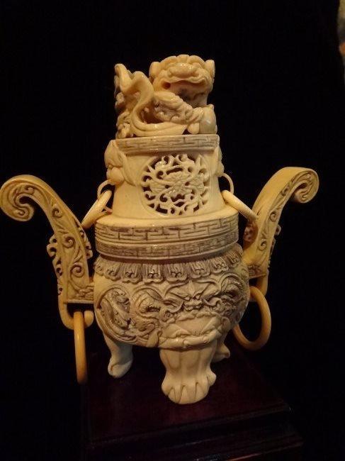 IVORY TING -CHINESE ANTIQUE