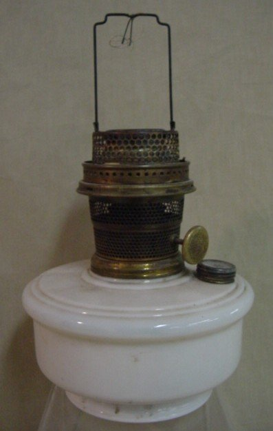 106: Aladdin Model B bracket lamp