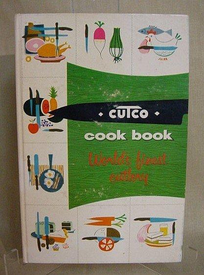 500: Cutco Cook Book, Margaret Mitchell, 1961