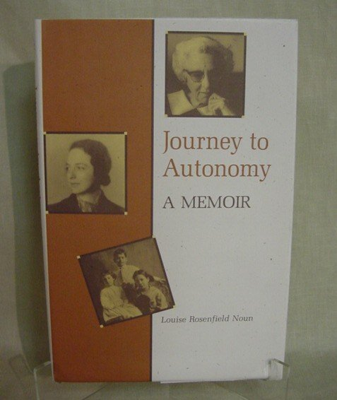 507: Journey To Automy by Louise Rosenfield Noun, 1st E