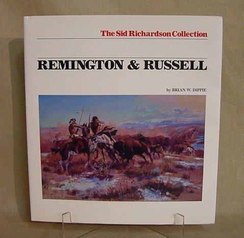 508: Remington & Russell by Brian Dippie, 1982, 1st Edi