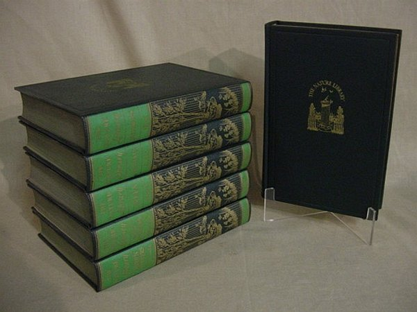 512: The Nature Library, 6 vol. By Neltje Glanchan, 192
