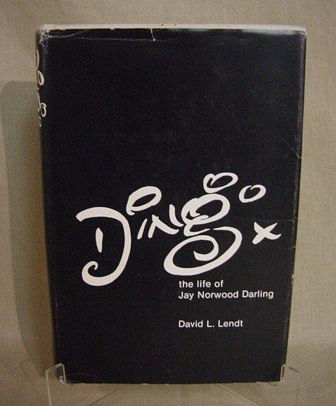 516: Dingo, Life of Darling by Lavid Lendt, 1979, 1st E