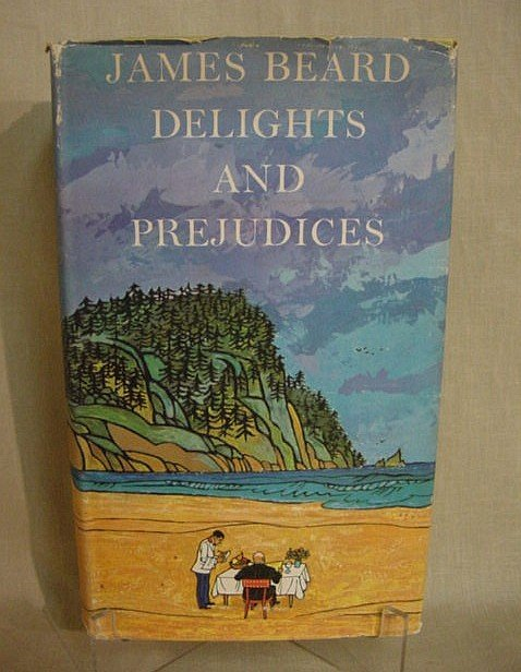 522: Delights and Prejudices by James Beard, 1964, 1st