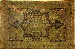 587: Kerman Shah Oriental Rug