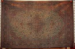 590: Tavriz Oriental Rug