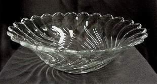 Fostoria colony serving bowl