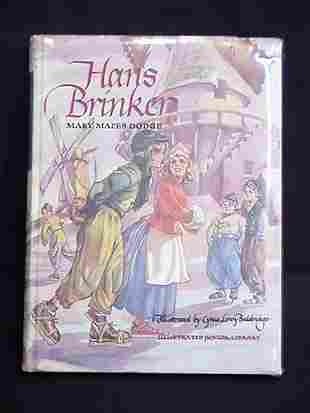"""""""Hans Brinker"""" by Mary Mapes Dodge"""