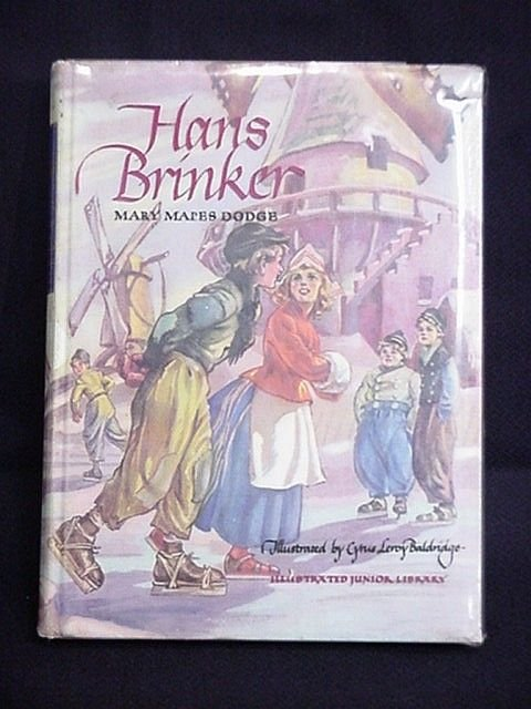 """1505: """"Hans Brinker"""" by Mary Mapes Dodge"""