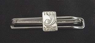 1933 Century of Progess tie clasp
