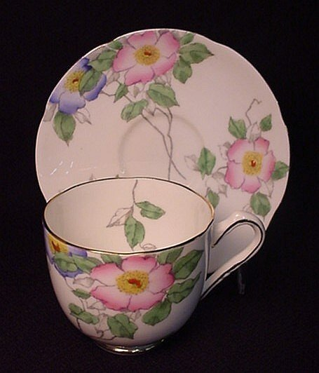 2003: Adderly bone china cup & saucer