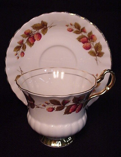 2006: Royal Imperial bone china cup & saucer
