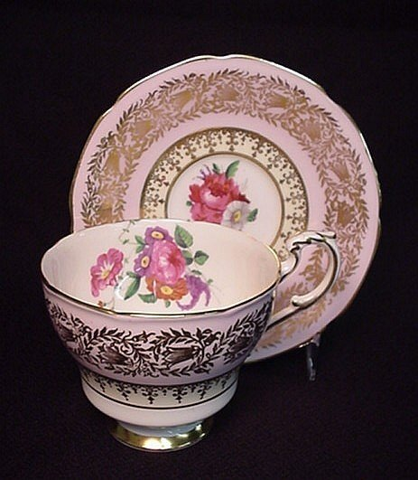 2010: Paragon bone china cup & saucer