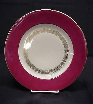 KPM Royal Ivory dinner plate