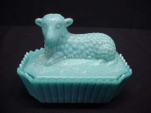 Westmoreland lamb on box/nest