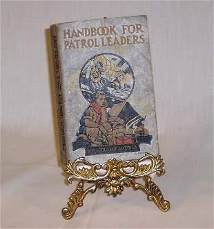 PATROL LEADERS HANDBOOK