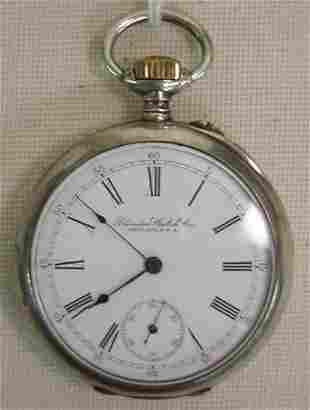 "Dundee ""Grand Prix Paris 1900"" pocket watch"