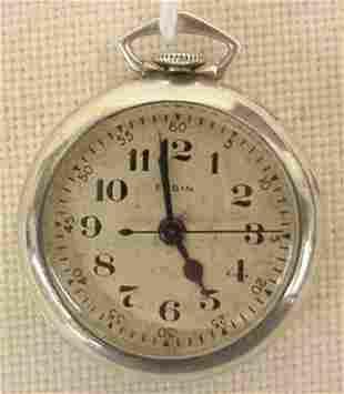 Elgin pocket watch