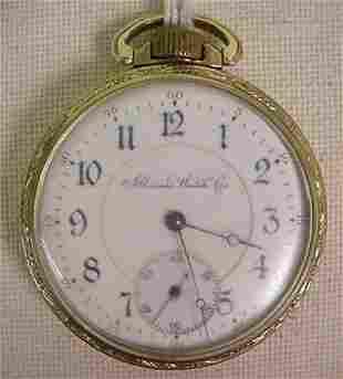 Illinois pocket watch