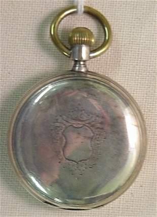 Pocket watch unknown maker 15-jewel