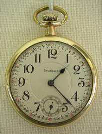 "90: South Bend ""Studebaker"" pocket watch"