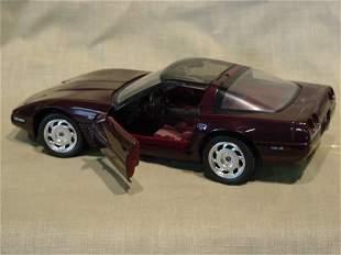 Franklin Mint 1/24 Scale 1993 Chevrolet Corvette