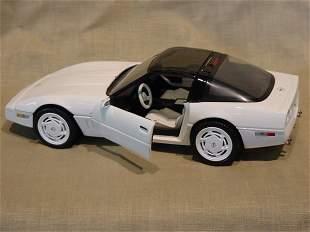 Franklin Mint 1/24 Scale 1988 Chevrolet Corvette