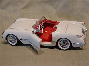 Franklin Mint 1/24 Scale 1953 Chevrolet Corvette