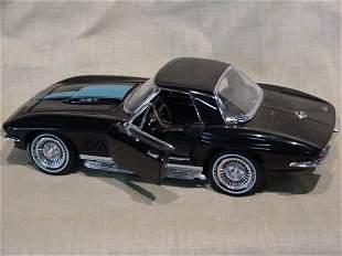 Franklin Mint 1/24 Scale 1967 Chevrolet Corvette