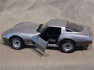Franklin Mint 1/24 Scale 1978 Chevrolet Corvette