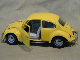 Franklin Mint 1/24 Scale 1967 Volkswagon Bettle