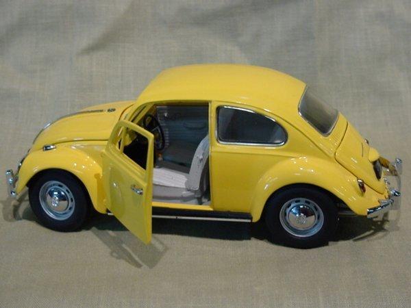 3011: Franklin Mint 1/24 Scale 1967 Volkswagon Bettle