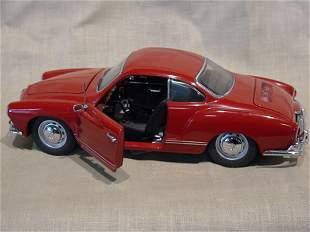 Franklin Mint 1/24 Scale 1967 Volkswagon Karmann