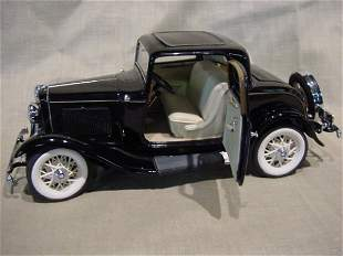 Franklin Mint 1/24 Scale 1932 Ford Deuce Coupe