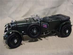Franklin Mint 1/24 Scale 1929 Bentley