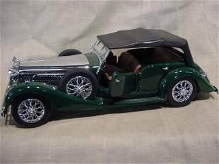 Franklin Mint 1/24 Scale 1938 Alvis 4.3 Litre