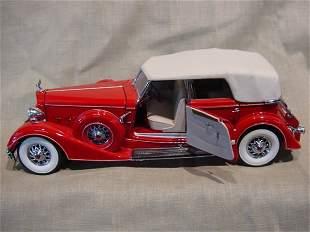 Franklin Mint 1/24 Scale 1936 Packard