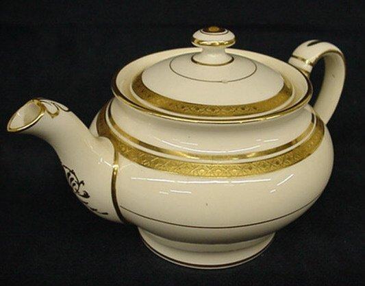2006: Minton individual teapot