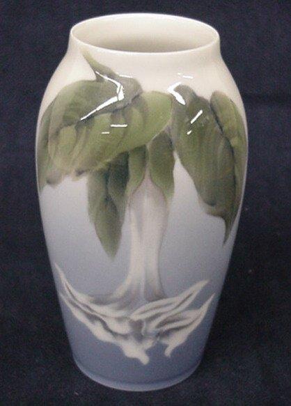 "2011: Royal Copenhagen 5"" vase"