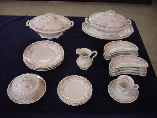7023: Partial set C.T. Germany china