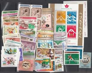 Stamps : Thematics