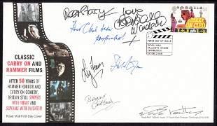 Stamps : Autographs