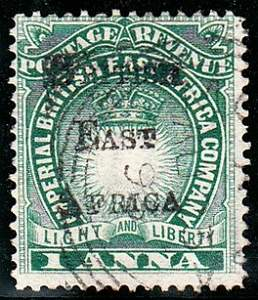 Stamps : Kenya Uganda And Tanganyika