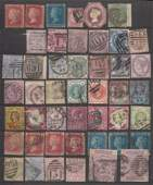 G B Collections And Mixed Lots - Q.Vic - QEII mainly