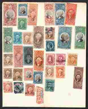 STAMPS : COLLECTIONS AND MIXED LOTS