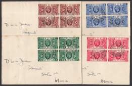 STAMPS : FIRST DAY COVERS