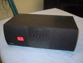 1: B&W front speaker DM 600 IFS