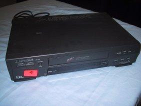 4: Mitsubishi HS-U776, OC450 VCR+3 w/ Cable b