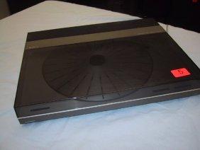 5: Bang & Olufsen turntable, Beogram TX 2, w/